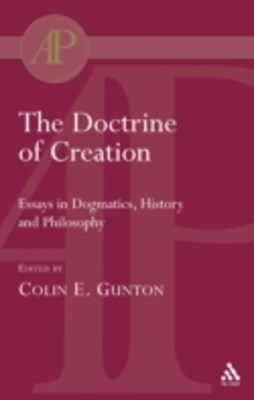 (ebook) Doctrine of Creation