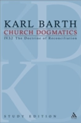 Church Dogmatics Study Edition 29