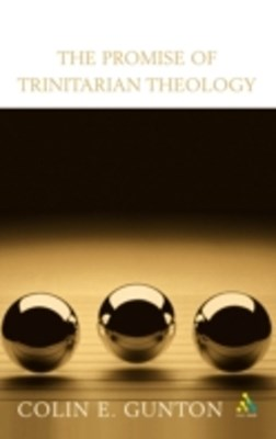 (ebook) Promise of Trinitarian Theology