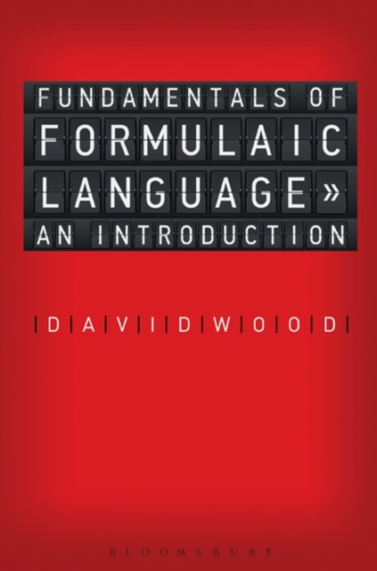 (ebook) Fundamentals of Formulaic Language