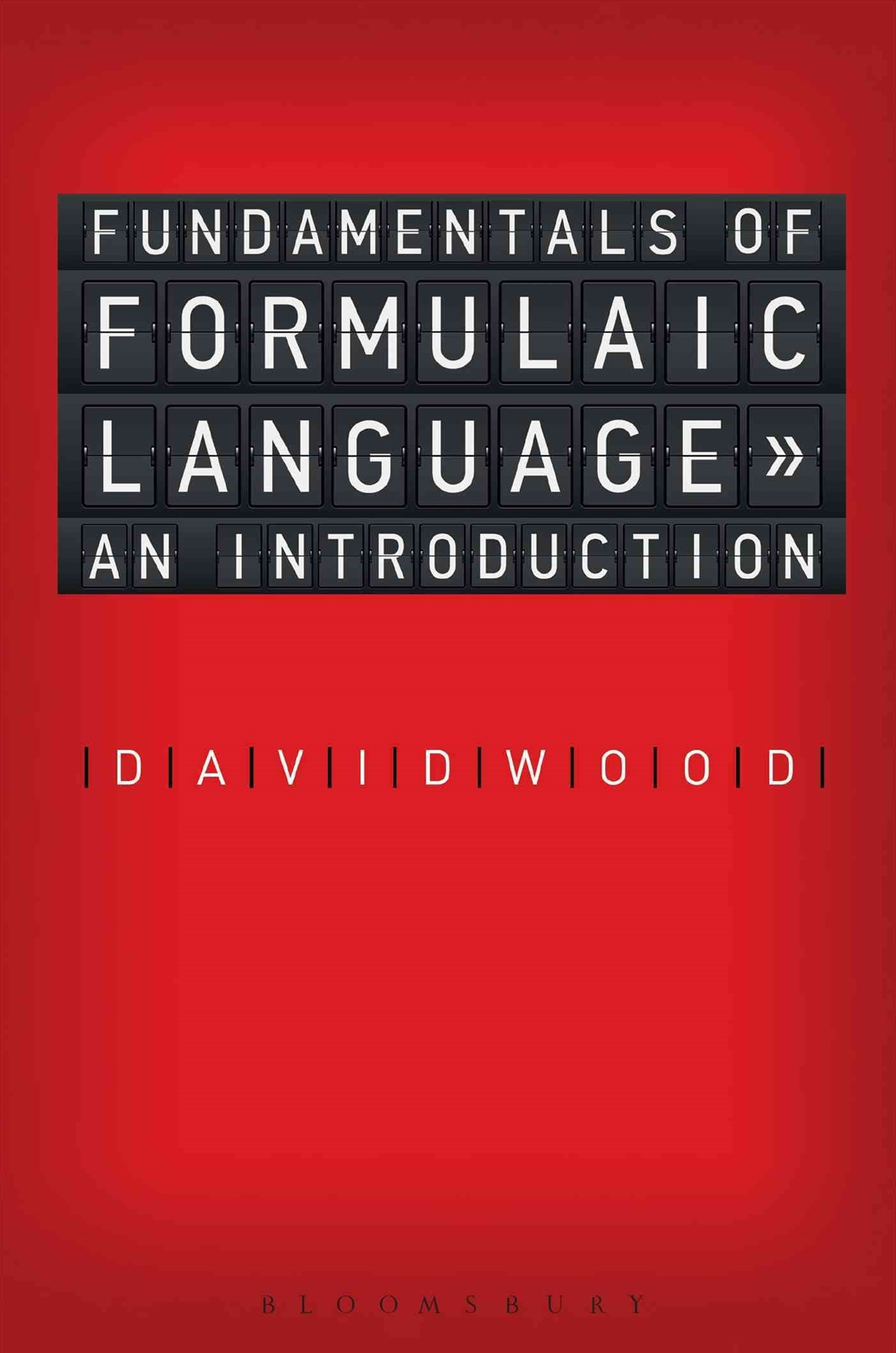 Fundamentals of Formulaic Language