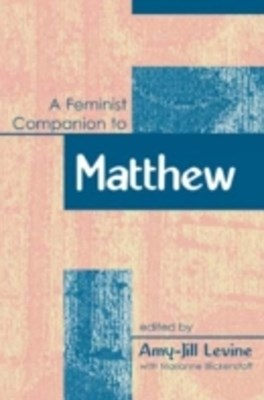(ebook) Feminist Companion to Matthew