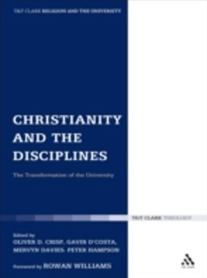 Christianity and the Disciplines