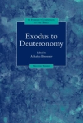 (ebook) Feminist Companion to Exodus to Deuteronomy