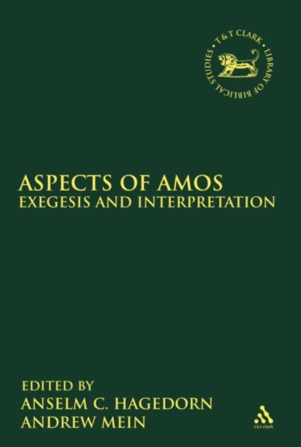 Aspects of Amos