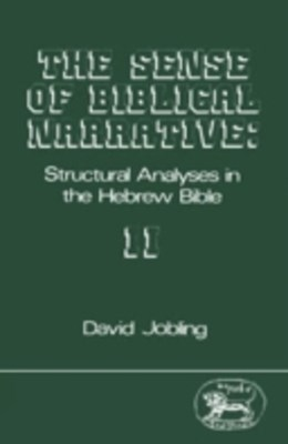 (ebook) Sense of Biblical Narrative II