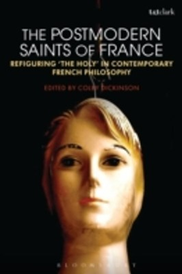 (ebook) Postmodern Saints of France