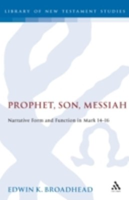 (ebook) Prophet, Son, Messiah