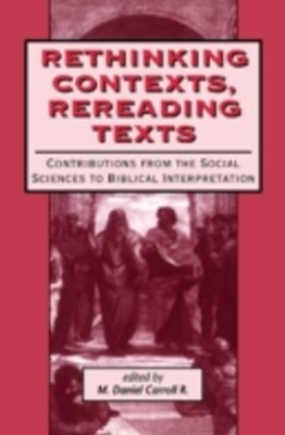 (ebook) Rethinking Contexts, Rereading Texts