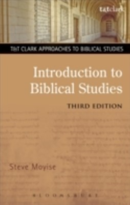 (ebook) Introduction to Biblical Studies