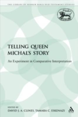 (ebook) Telling Queen Michal's Story