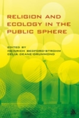 Religion and Ecology in the Public Sphere