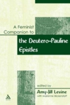 Feminist Companion to Paul