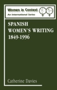 (ebook) Spanish Women's Writing 1849-1996 - Reference