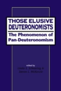 (ebook) Those Elusive Deuteronomists - Religion & Spirituality Christianity