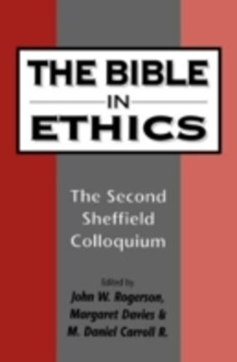 (ebook) Bible in Ethics
