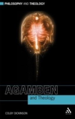 (ebook) Agamben and Theology