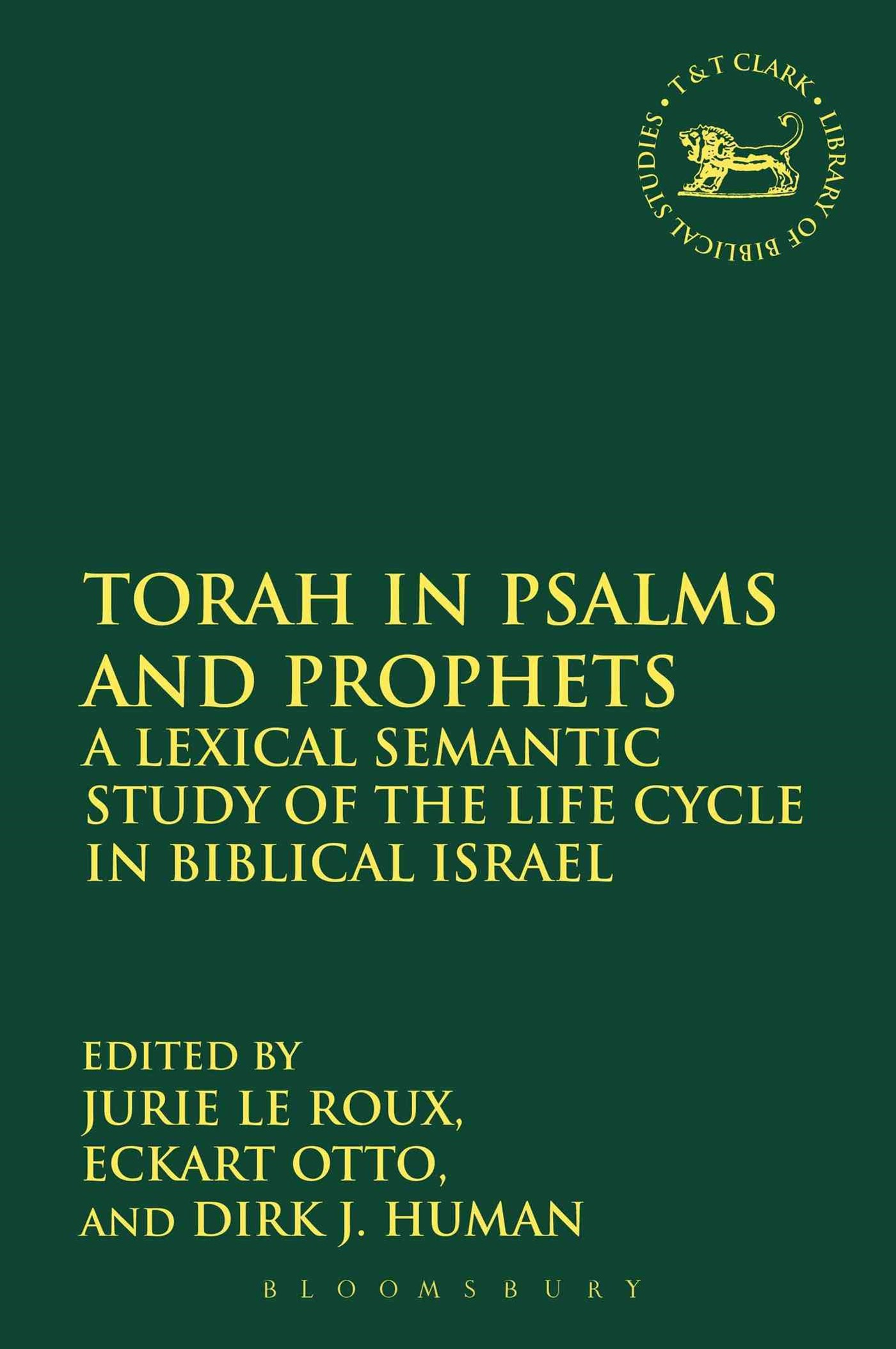 Torah in Psalms and Prophets