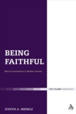 (ebook) Being Faithful: Christian Commitment in Modern Society