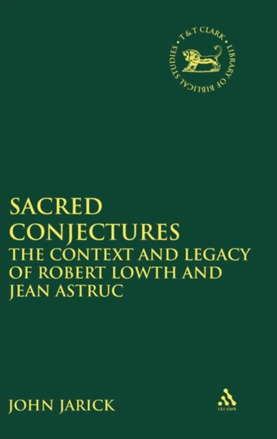 Sacred Conjectures