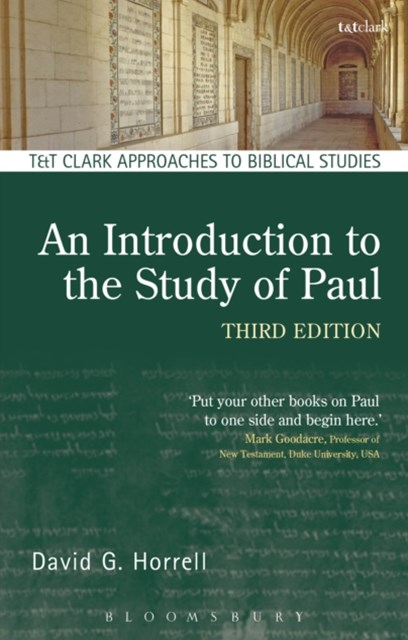 (ebook) Introduction to the Study of Paul