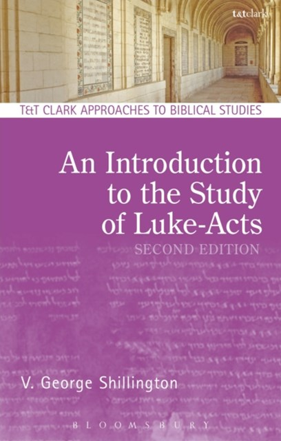 Introduction to the Study of Luke-Acts