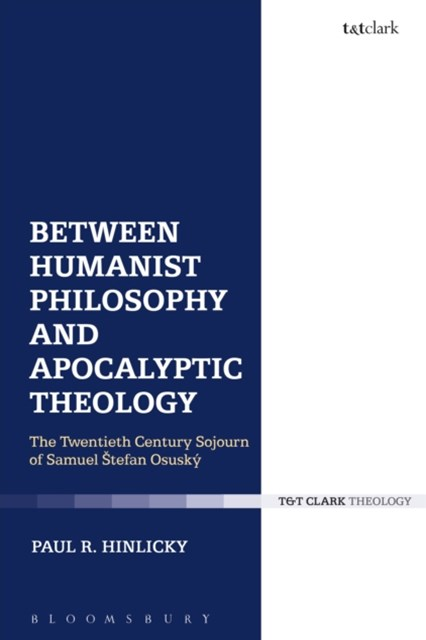 (ebook) Between Humanist Philosophy and Apocalyptic Theology