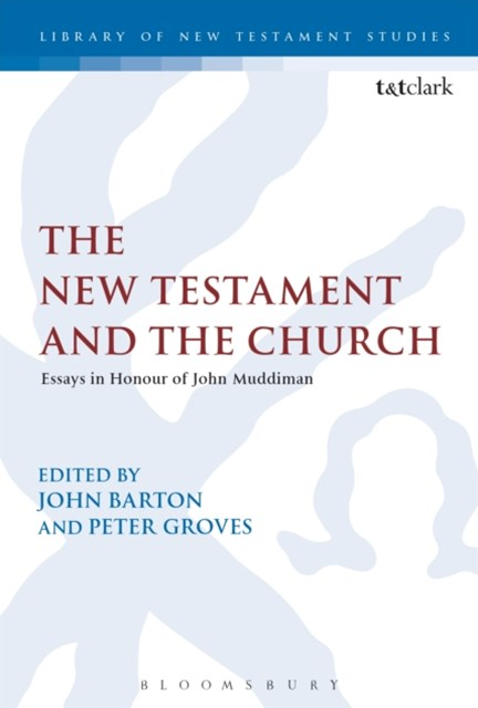 (ebook) New Testament and the Church