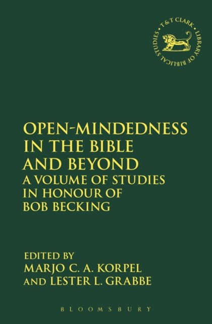 (ebook) Open-Mindedness in the Bible and Beyond
