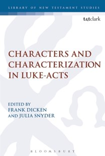 (ebook) Characters and Characterization in Luke-Acts - Religion & Spirituality Christianity