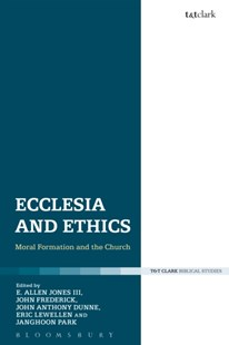 (ebook) Ecclesia and Ethics - Religion & Spirituality Christianity