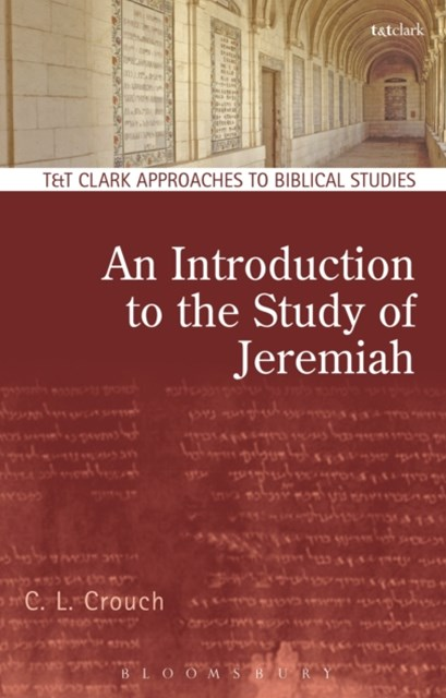 (ebook) Introduction to the Study of Jeremiah