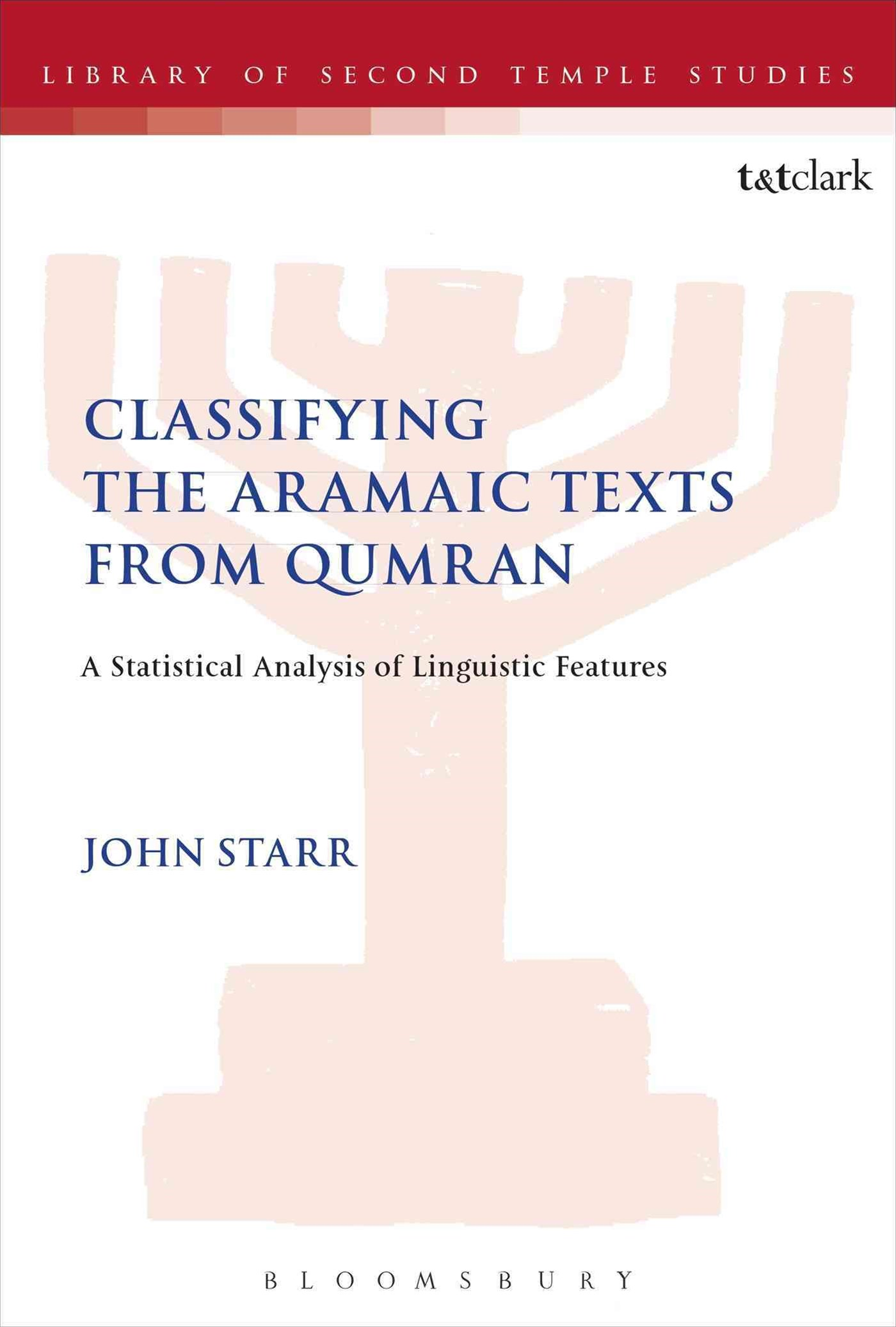 Classifying the Aramaic Texts from Qumran