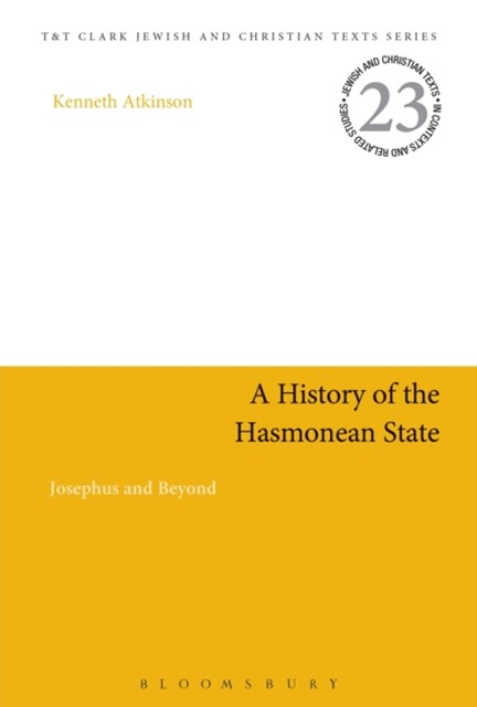 (ebook) History of the Hasmonean State