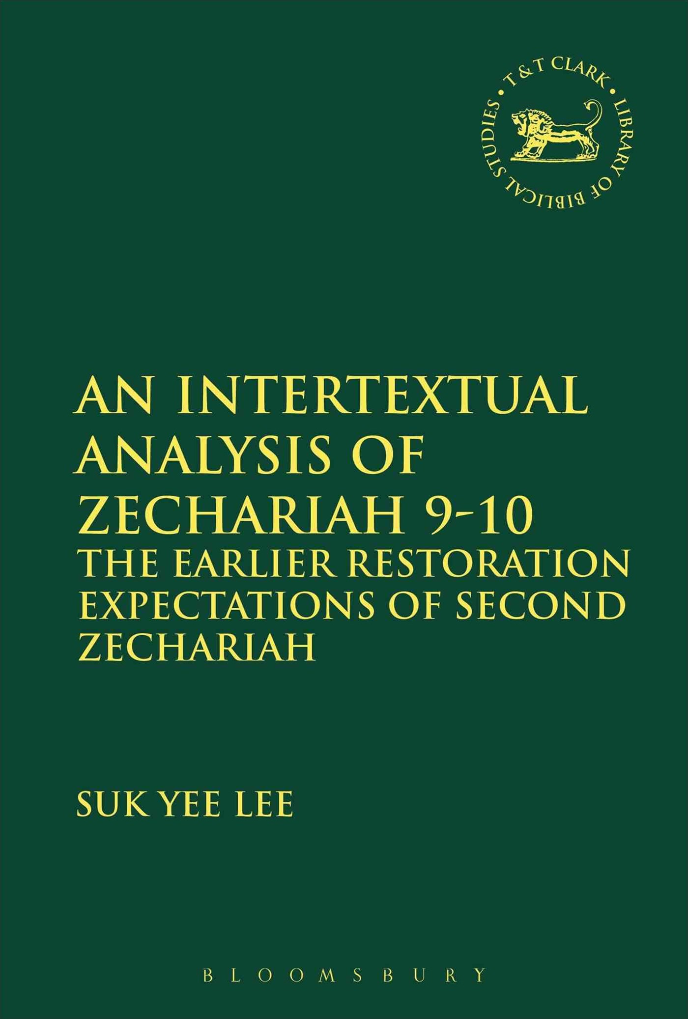 Intertextual Analysis of Zechariah 9-10
