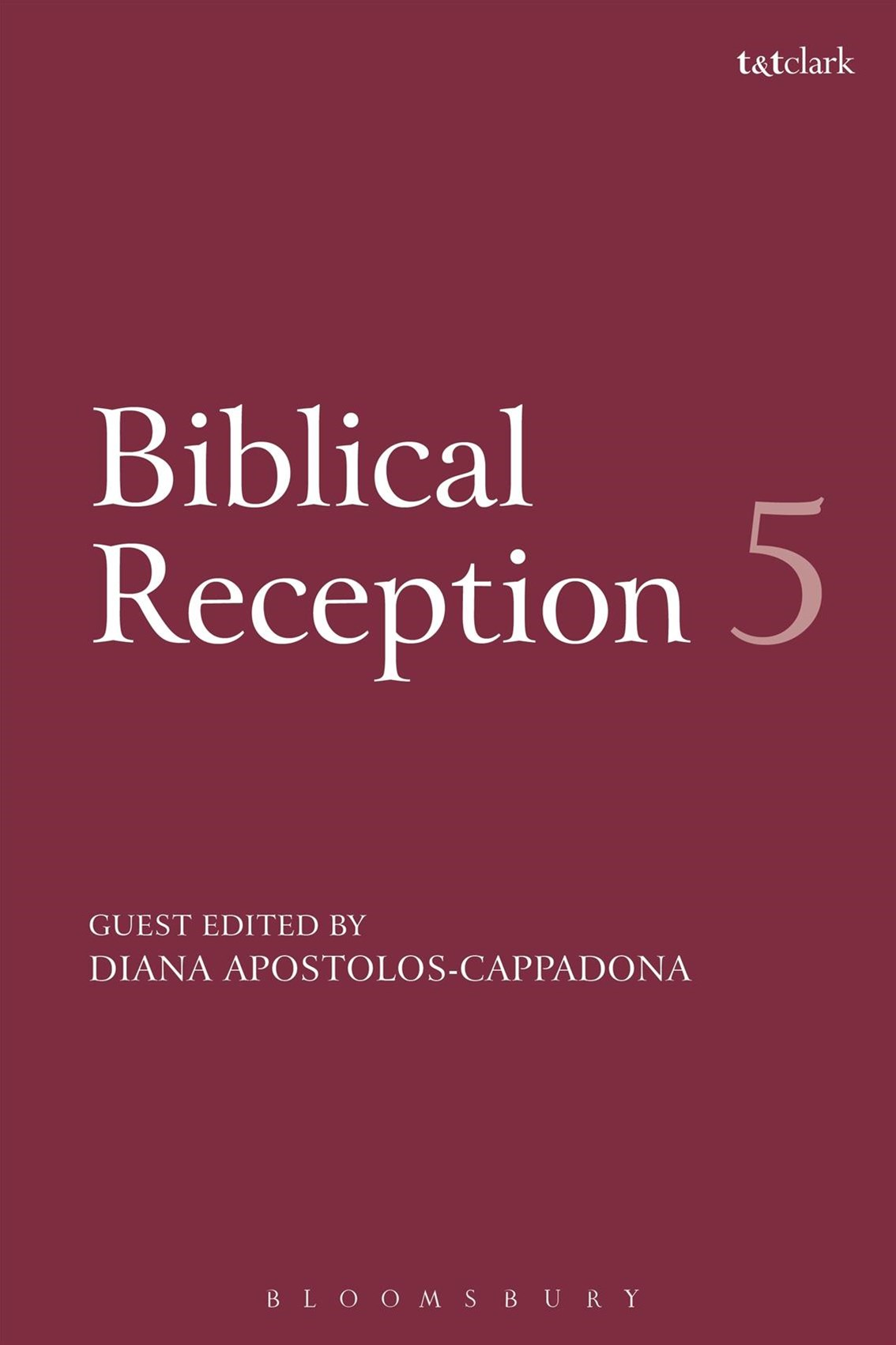 Biblical Reception, 5