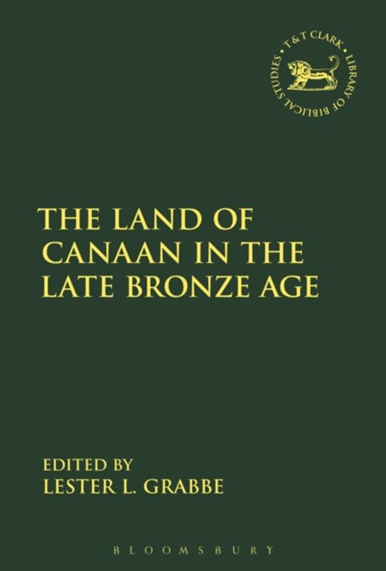 (ebook) Land of Canaan in the Late Bronze Age