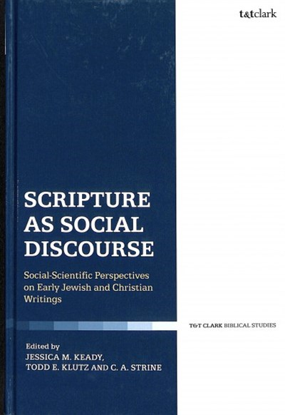 Scripture as Social Discourse