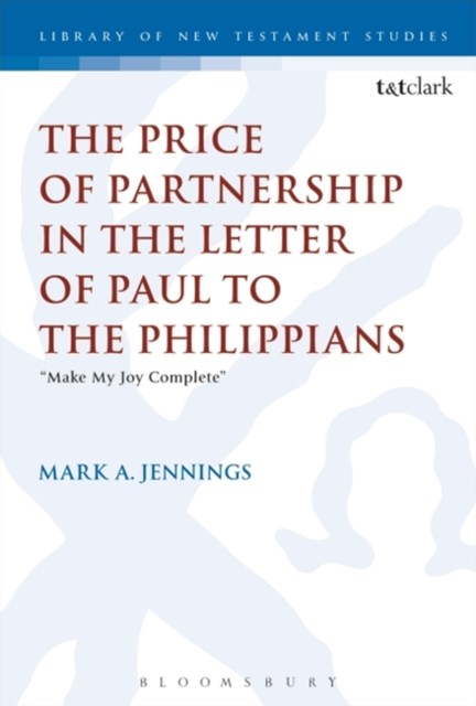 (ebook) Price of Partnership in the Letter of Paul to the Philippians