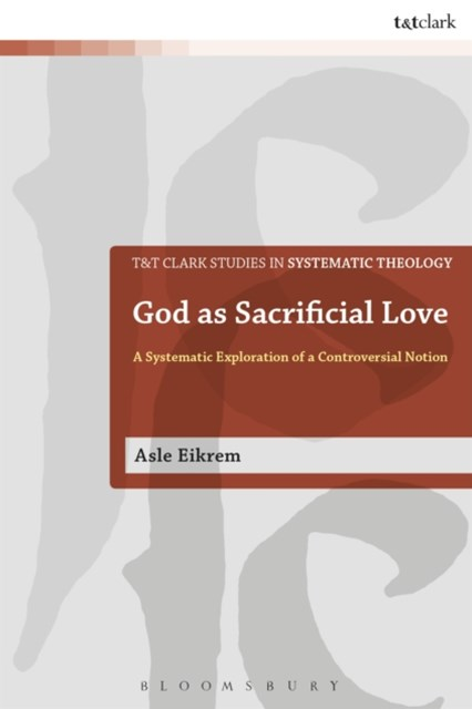 (ebook) God as Sacrificial Love