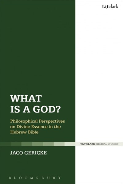 What Is a God?