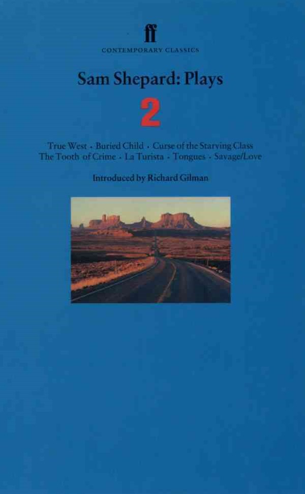 Sam Shepard Plays 2