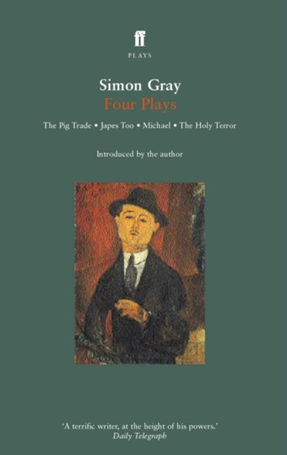 Simon Gray Four Plays