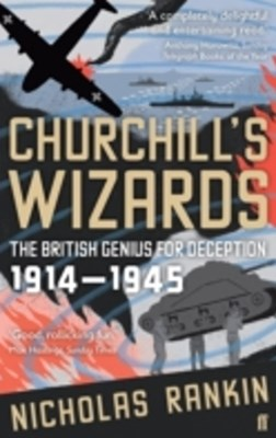 (ebook) Churchill's Wizards