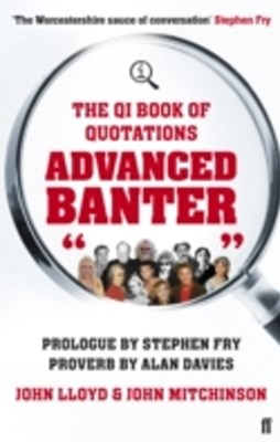 (ebook) QI: Advanced Banter