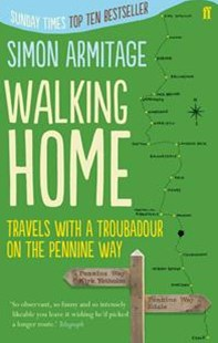 Walking Home by Simon Armitage, Sue Roberts (9780571249893) - PaperBack - Travel Europe Travel Guides