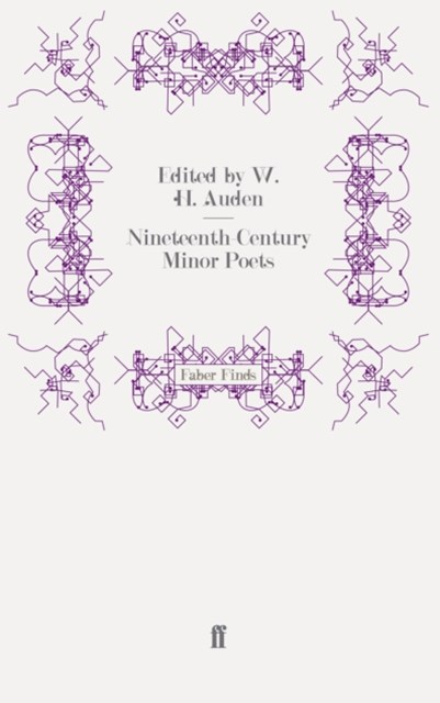Nineteenth-Century Minor Poets