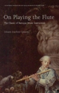 (ebook) On Playing the Flute - Entertainment Music General