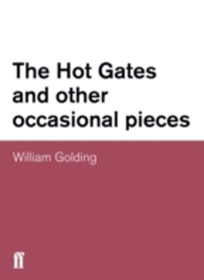 (ebook) Hot Gates and other occasional pieces
