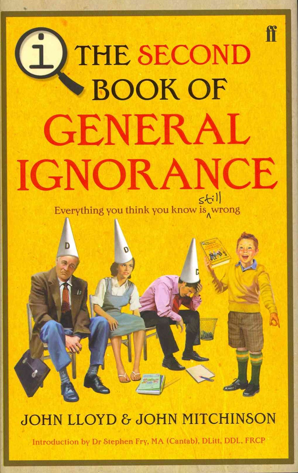 The Book of General Ignorance 2